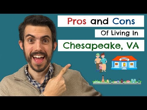 Living In Chesapeake Virginia Pros And Cons