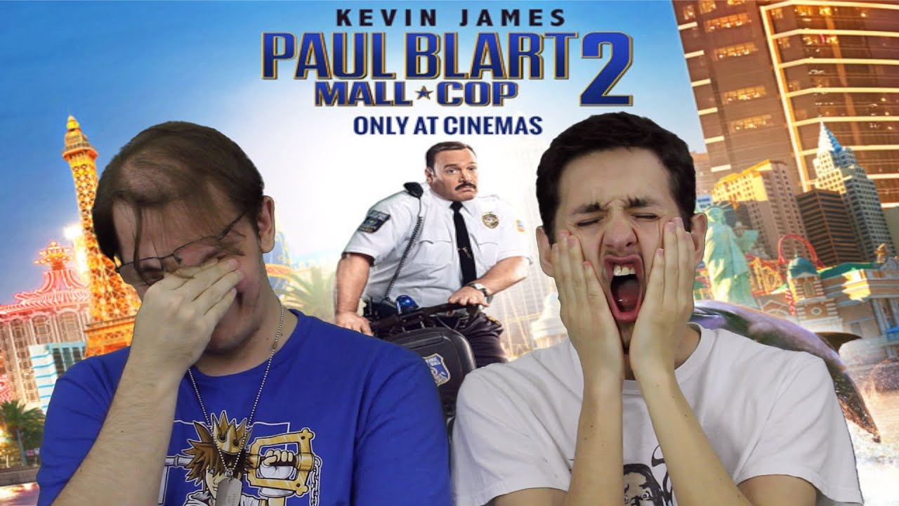 Paul Blart: Mall Cop 2-Movie Review - YouTube