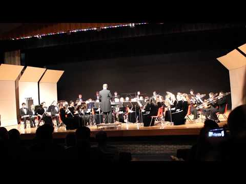 Big Four - King - Troy Athens Symphonic Band