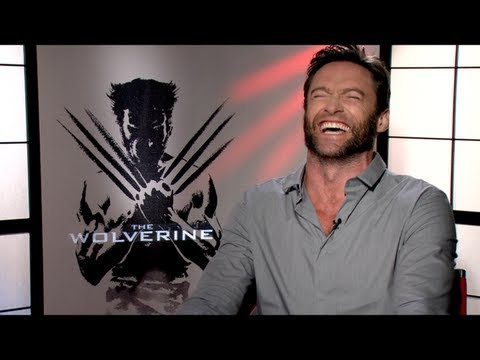 THE WOLVERINE Interview: Hugh Jackman