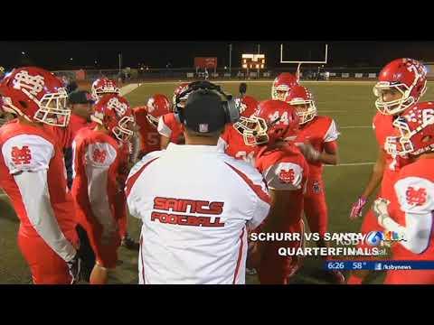Santa Maria High School football playoff season recap