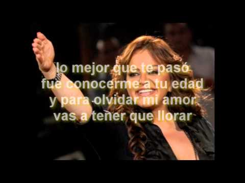 Inolvidable - Jenni Rivera (autor: Espinoza Paz)