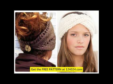 Knitting Loom Ear Warmer Pattern Image Collections Knitting