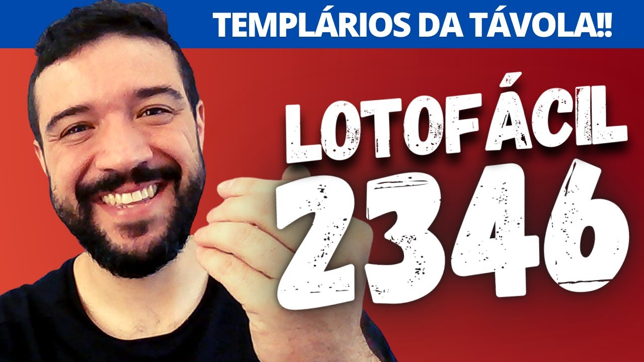 Download Lotofacil 2346 Analise COMPLETA e DICAS para o PREMIAO    Bora 15 PONTOS