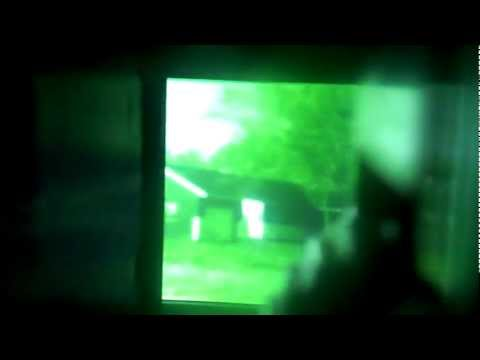 ghost captured on film