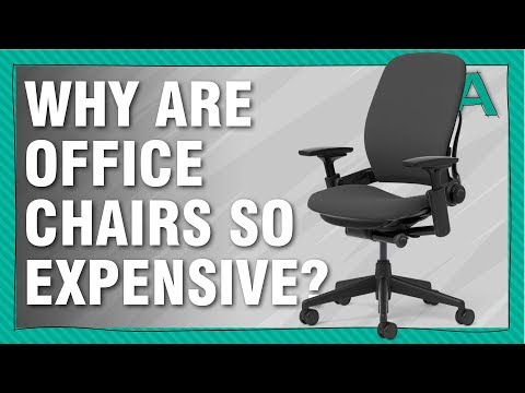 Why Are Professional Office Chairs So Expensive? | ARTiculations