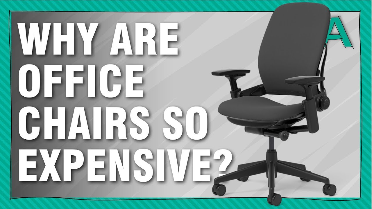 Why Are Professional Office Chairs So Expensive Articulations Youtube