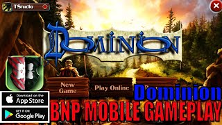 Dominion Gameplay | Card Game Multiplayer Online (ANDROID)