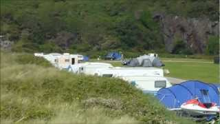 Black Rock Sands Camping and Caravan Park Porthmadog