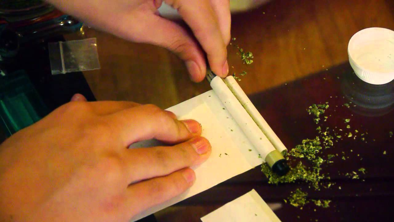 machine rolled joints