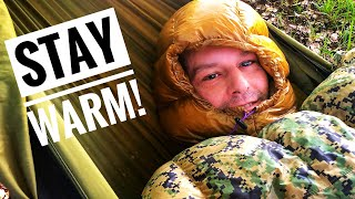 Ultimate Beginners Guide t๐ Staying Warm While Hammock Camping