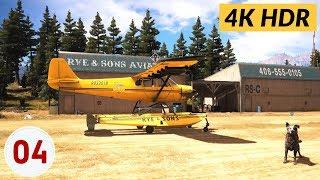 Wingman. Ep.4 - Far Cry 5 [4K HDR]