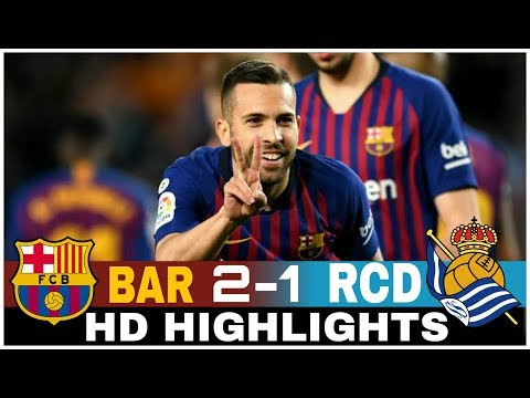 FC BARCELONA vs REAL SOCIEDAD 2-1 FULL HIGHLIGHTS & GOALS 🌟 WITH POINTS TABLE at the end