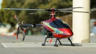 New Walkera 4F180 Quad Bladed Fixed Pitch Brushless Rc Helicopter
