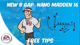 Video Madden 16| B Gap Blitz, 43 under Scheme (Patched) download MP3, 3GP, MP4, WEBM, AVI, FLV September 2018