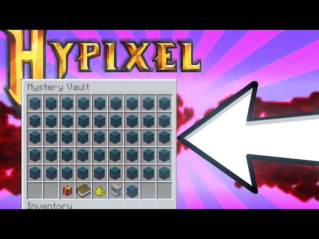 MOST MVP MYSTERY BOX OPENING?! Minecraft Hypixel Skywars #33
