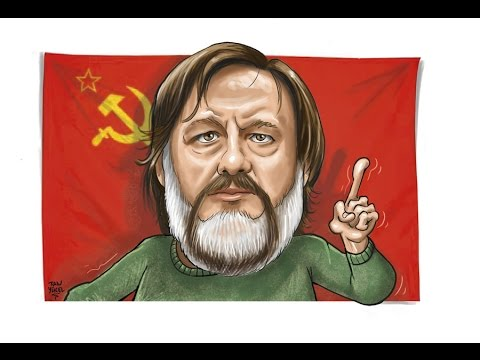 Zizek on the shortcomings of Anarchism and Anarcho-syndicalism