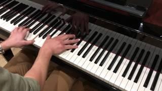 Start a Fire - La La Land on Piano