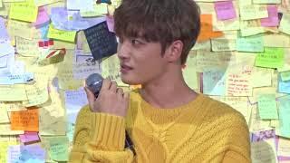 Video [中字]171119 Kim Jae Joong Asia Tour Fanmeeting in Hong Kong - 秋日便利貼 Q3 download MP3, 3GP, MP4, WEBM, AVI, FLV Juli 2018