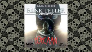 Popcaan - Bank Teller Freestyle (UIM Records) Lyrics