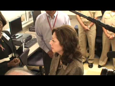 Secretary of Labor Solis at VVSD