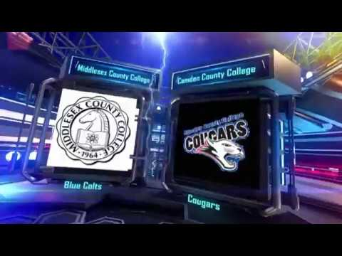 Middlesex County College Basketball vs Camden County College November 26, 2019