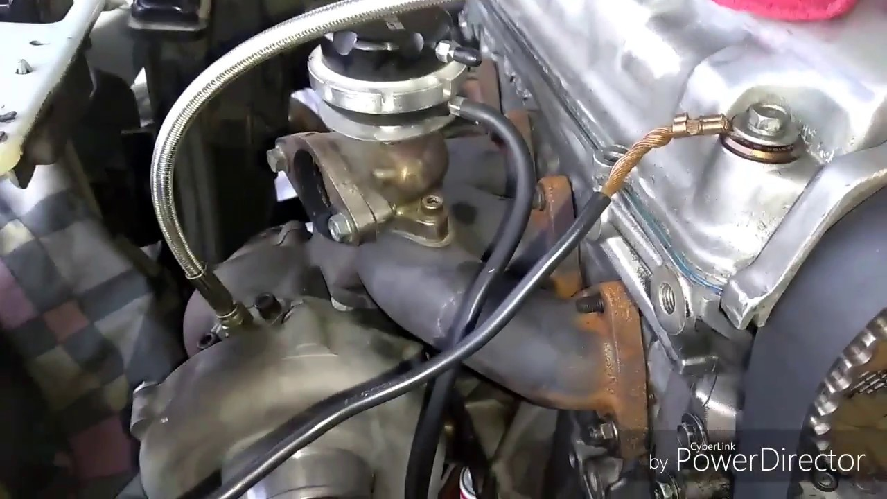 Turbo (DC2) Rebirth, How To Run Wastegate & Blow Off Valve Vacuum Lines