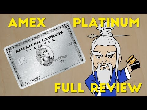 American Express PLATINUM Card Review