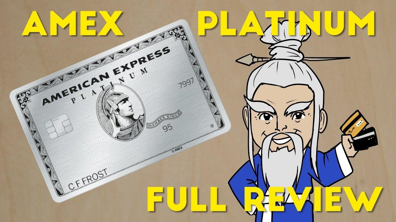 American Express PLATINUM Card Review
