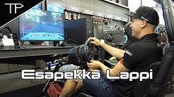 Driving against Esapekka Lappi - Neste Ralli goes Gigantti - 4K