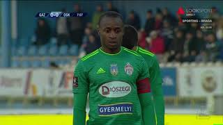 Gaz Metan - Sepsi OSK 0 - 1 Tandia deschide scorul din penalti!