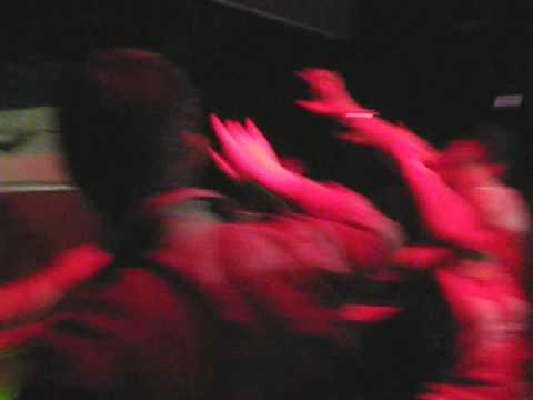 DJ Dazzle @ Club Solstice, playing Relativity