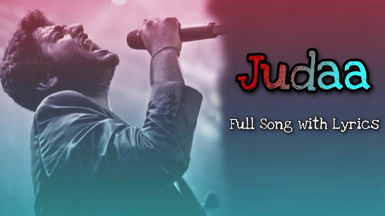 Arijit Singh: Judaa | Ishqedarriyaan's | Soulful Arijit Singh