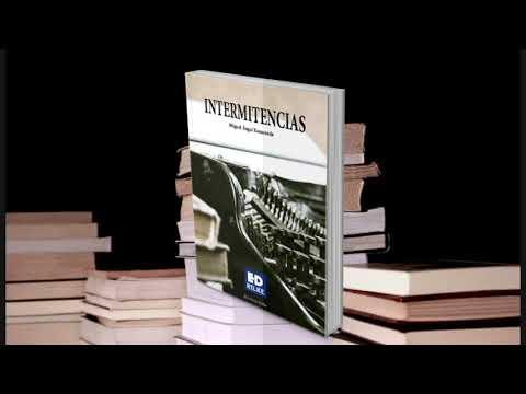 BOOKTRAILER: INTERMITENCIAS - MIGUEL ÁNGEL BAAMONDE