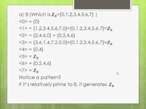 Modern Algebra (Abstract Algebra) Made Easy  Part 3
