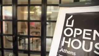 OPEN HOUSE Athens 2014