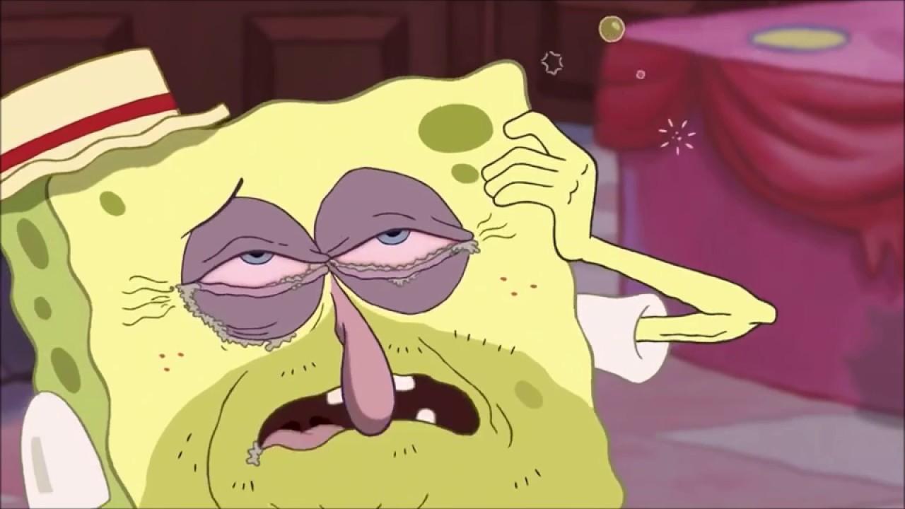 Spongebob wake up