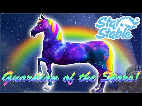 Melodywarrior: Rainbow Guardian of the Stars!! • Star Stable - April Fool's 2017 Event!!
