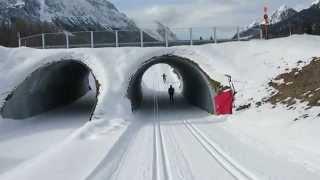Обзор лыжных трасс Лойташ-Зеефельд-Австрия Тест видео Canon S120 Видео с канала Veryvery.ru(, 2014-04-13T17:51:57.000Z)