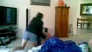 Christine vs Bonnie Fight