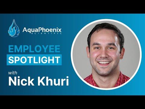 Employee Spotlight: Nick Khuri