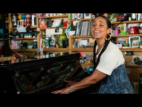 Alicia Keys: NPR Music Tiny Desk Concert