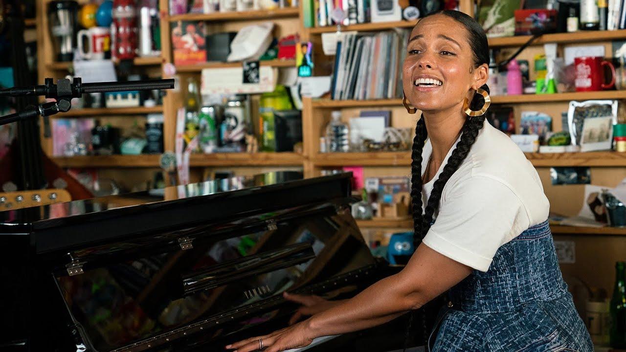 Download Alicia Keys: NPR Music Tiny Desk Concert