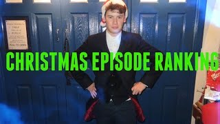 Doctor who christmas episode ranking