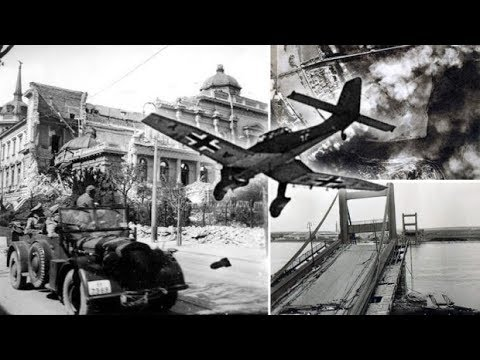 ВИДЕО: Бомбардовање Београда 6. априла 1941.