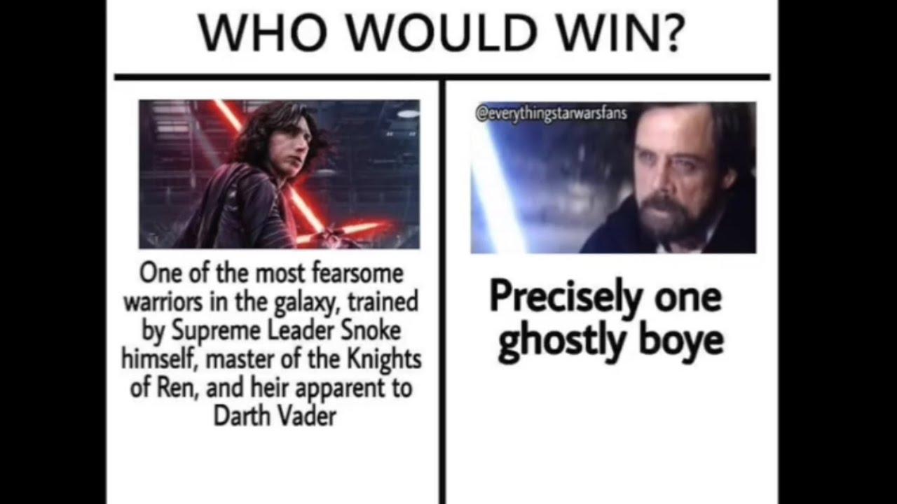 The Last Jedi Memes