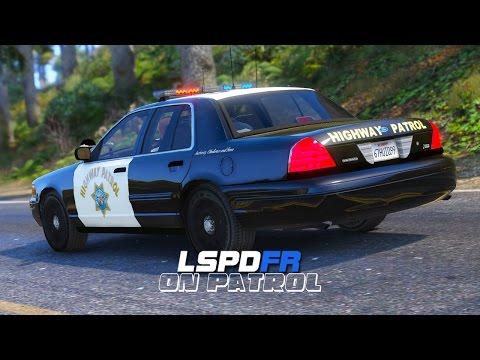 LSPDFR - Day 58 - SAHP 2011 Crown Victoria