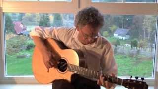 Danny Boy, on my wondrous Lowden guitar