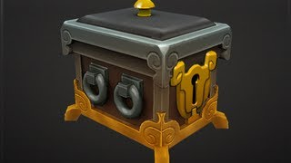 Dota 2 Lucky Chest Opening: Hollow's Luck