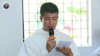 Nghi Thức Tuyện Thệ Nhận Chức Tân Giám Tỉnh và Thánh Lễ Bế Mạc Tỉnh Hội Dòng Đa Minh